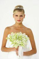 Options de manches pour une robe de mariée
