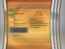 Comment utiliser Internet Xbox Live With High Speed