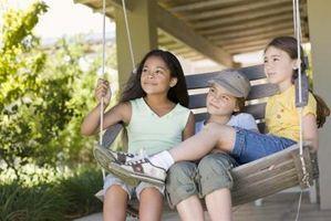 Comment aider un enfant de huit ans d'amis