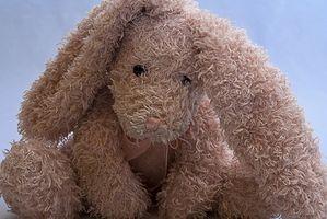 Comment faire un lapin Plushy