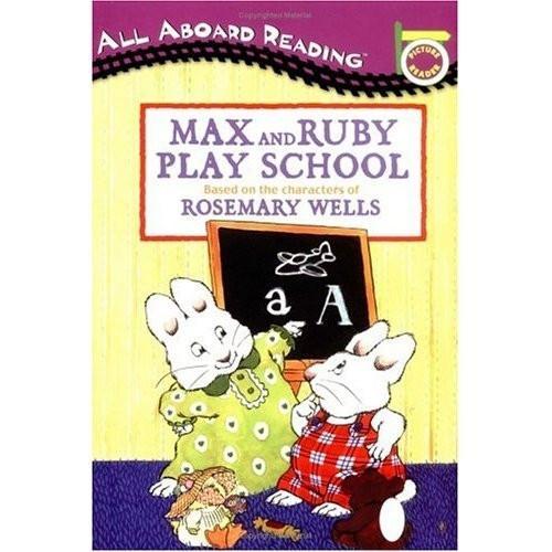 Max & Ruby Birthday Party Ideas