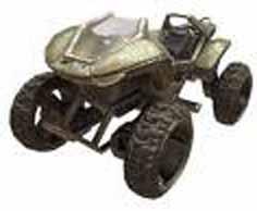 Comment faire pour utiliser des véhicules dans Halo 3