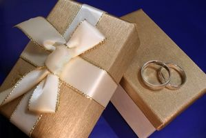 Protocole pour Cadeaux de mariage