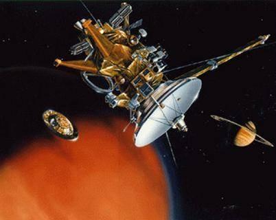 Quelle est la distance de Saturne au Soleil?