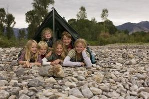 Jeux de camping pour les enfants