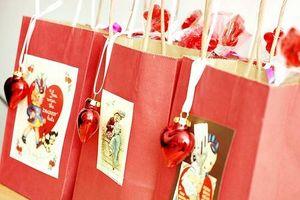 Idées Sac cadeaux pour la Saint-Valentin