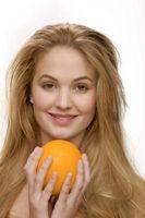 Idées de projets Science Fair Utilisation Oranges