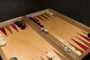 Types de Backgammon Jeux