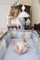 Des idées pour décorer Keepsake Box d'un bébé