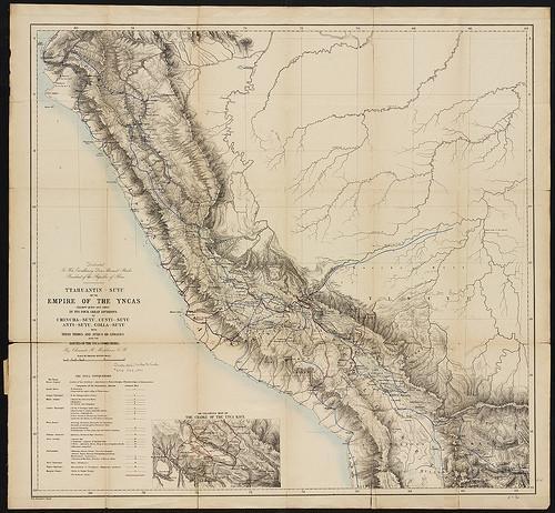 Comment sont-Landforms identifiés sur une carte topographique?