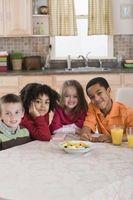Comment faire pour améliorer la nutrition de votre enfant en utilisant des idées créatives et culturelles