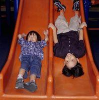 Playgrounds intérieur pour les enfants à Mississauga