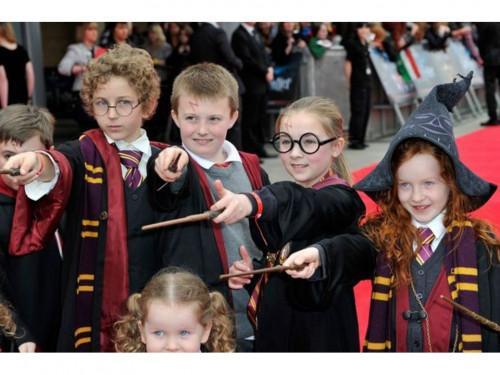 Comment faire un costume de Halloween Harry Potter