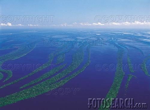 A propos de la rivière la plus longue en Amérique du Sud