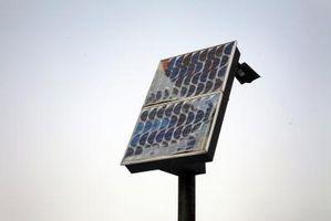 Fondements de la fabrication de panneaux solaires