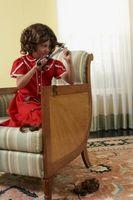 Comment discipliner un enfant pour coupe de cheveux