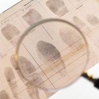 Projet Science: Les types les plus communs de Fingerprints
