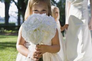 Fournitures pour les Paniers Flower Girl