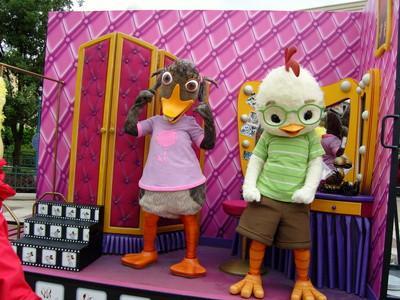 Disney Parade Float Idées