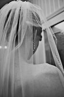 Comment faire un voile de mariage circulaire