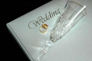Comment planifier un mariage rapide