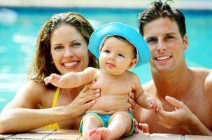 Est Sunscreen Safe pour les nourrissons?