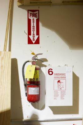 La plupart des violations des incendies fréquents