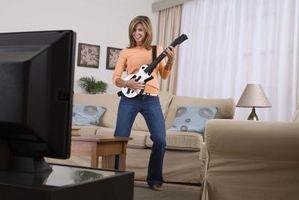 Comment utiliser ma guitare sans fil avec Rock Band sur ...