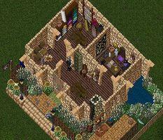 Comment concevoir une maison à Ultima Online