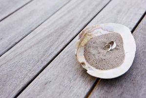 Quand faites-vous la cérémonie de sable d'unité lors d'un mariage?