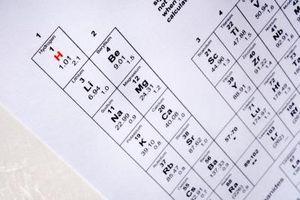 Comment l'élément Emplacement dans le tableau périodique affecte leurs propriétés physiques et chimiques