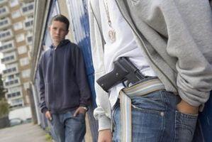 Causes Parenting de violence chez les jeunes