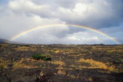 Rocher Types volcaniques par Mauna Loa