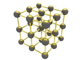 Ce qui détermine le comportement chimique d'un Atom?