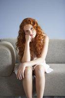 Lorsque Do jeunes filles commencent à être émotionnel?