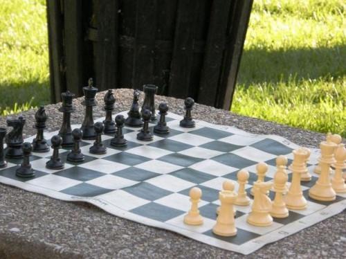 Règles du jeu d'échecs