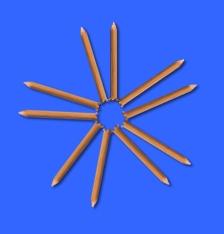 Comment faire pour effectuer des tours avec Toothpicks