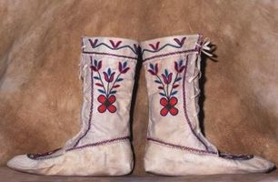 Comment jouer le jeu de chaussures Navajo