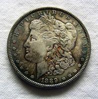 Silver Dollars du 20ème siècle