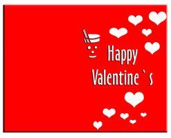 Comment envoyer E-Card d'un Valentine Anonyme