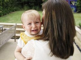 Aider un bébé avec un Rash Heat