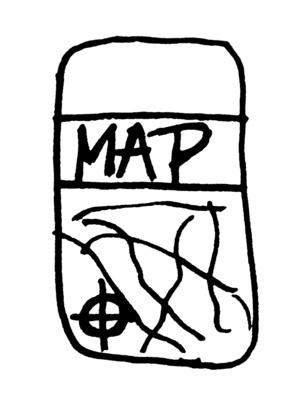 Comment représenter une pente raide sur les cartes topographiques