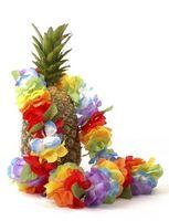 Comment décorer un mariage Hawaiian-Style