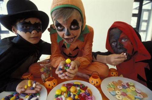 Halloween Party Foods & Gâteaux