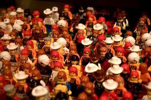 Comment faire un jeu LEGO Man