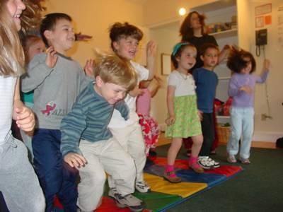 Jeux à jouer à Indoor enfants Parties