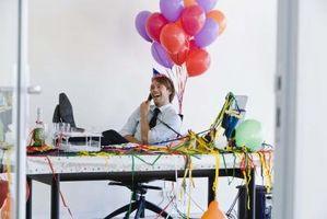 Comment faire pour envoyer des ballons d'hélium