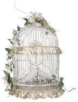 Comment faire un gâteau de mariage Birdcage