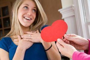 Cadeau de Saint-Valentin pour un bon ami: Man to Woman