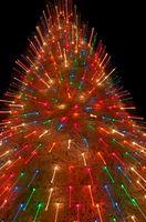 Quels sont les avantages de lumières de Noël LED?